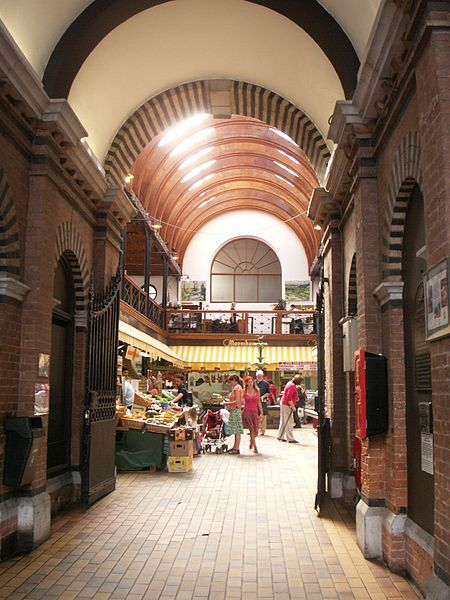 The English Market. Créditos: Wikimedia.
