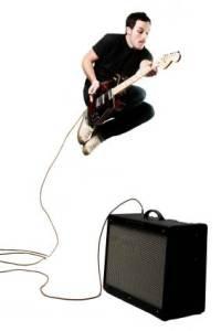 E-gitarre Elektrik Bild 1