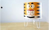 KIDS BEDSIDE TABLE LAMPS MINILUM - Table Light for Nursery ...
