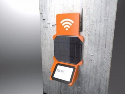 Visionect Helps Develop A Solar Powered Epaper Based