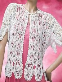 PINEAPPLE CROCHET SWEATER PATTERN  Easy Crochet Patterns