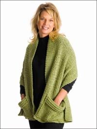 Crochet - Accessories - Ponchos, Shrugs, Shawls & Wraps ...