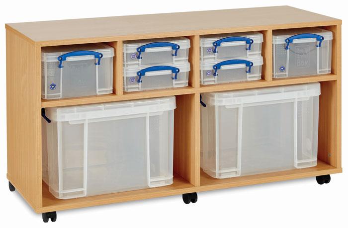 E4e 4 X 4l 2 X 9l 2 X 35l Really Useful Box Storage Unit