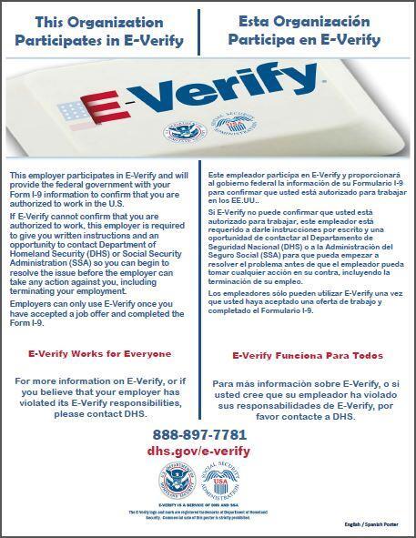 E-Verify User Manual