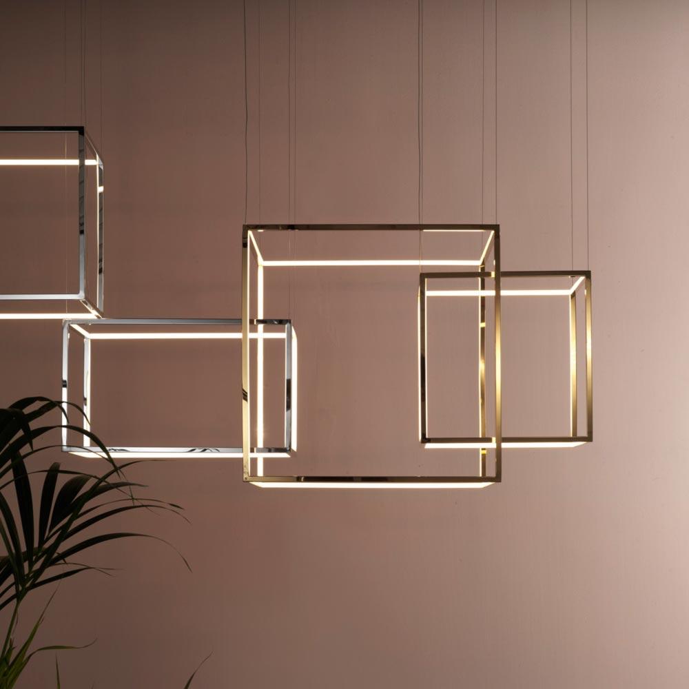 Cube Pendant Light CL