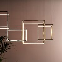 Cube Pendant Light CL-32990-3 | Products | E2 Contract ...