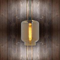 Glass Jug Pendant Light | E2 Contract Lighting | Bespoke ...