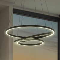 LED Suspended Ring Pendant CLB-00572 | E2 Contract ...