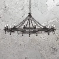 E2 Contract Lighting   Products   Wrought Iron Lighting ...