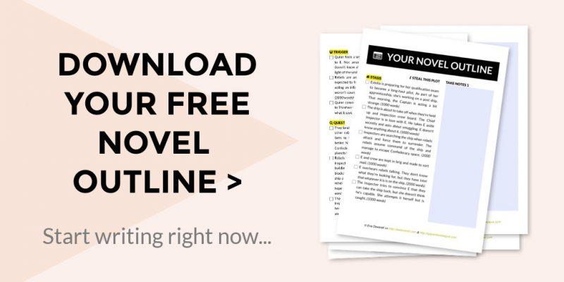 Free Novel Outline creative writing blog