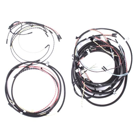 jeep cj wiring harness failure