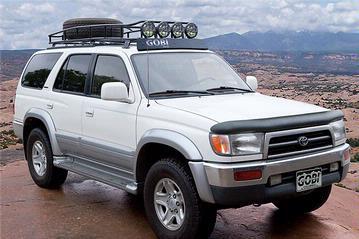 Toyota 4runner Spare Tire Rack
