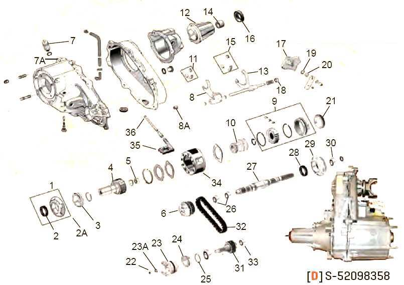 231 Transfer Case Diagram Wiring Diagram