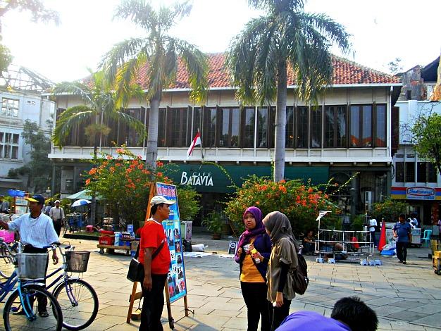 One day in Jakarta; Kota Tua (Old Town), Jakarta, Indonesia; D.I.Y. Jakarta