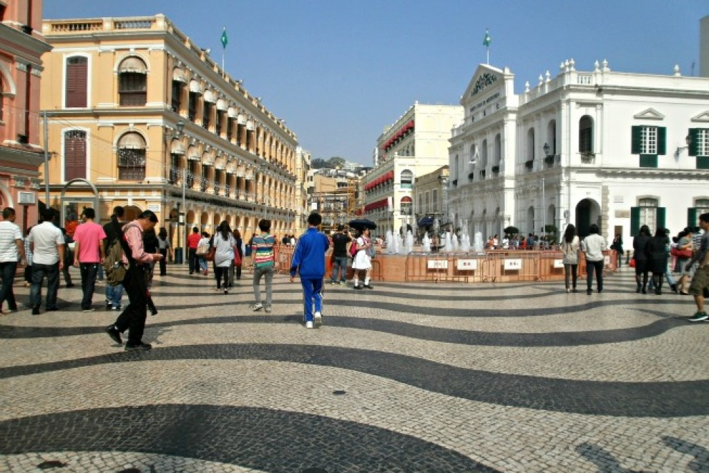 D.I.Y. Macau walking tour