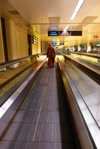 What to do in Singapore; Changi Airport Layover; Singapore Changi Airport Terminal 2