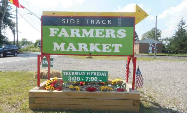 Remembering Clay: Side Track Farmer's Market to offer local beer