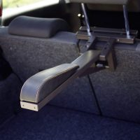 Butterfly Car Saddle Holder | Eaglewood Equestrian Supplies