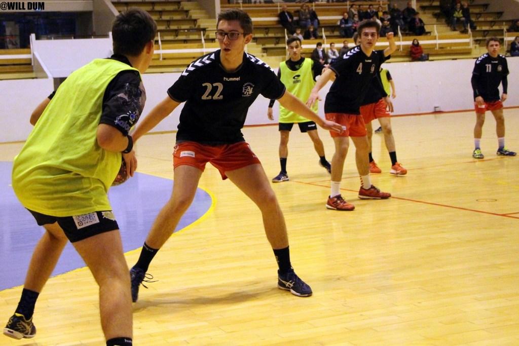 -18 contre APH Salouël (43)