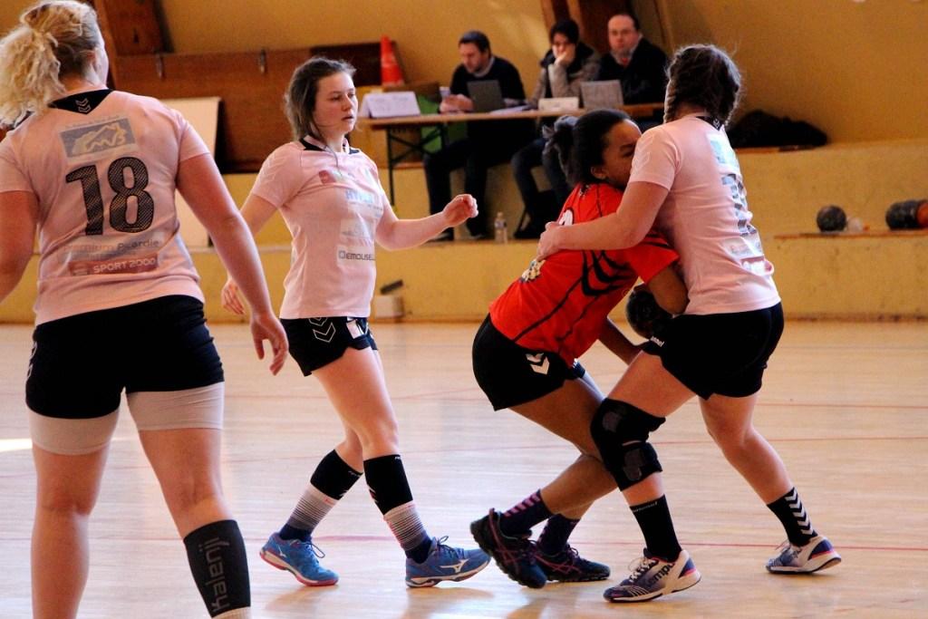 -18 région contre Auchel (53)