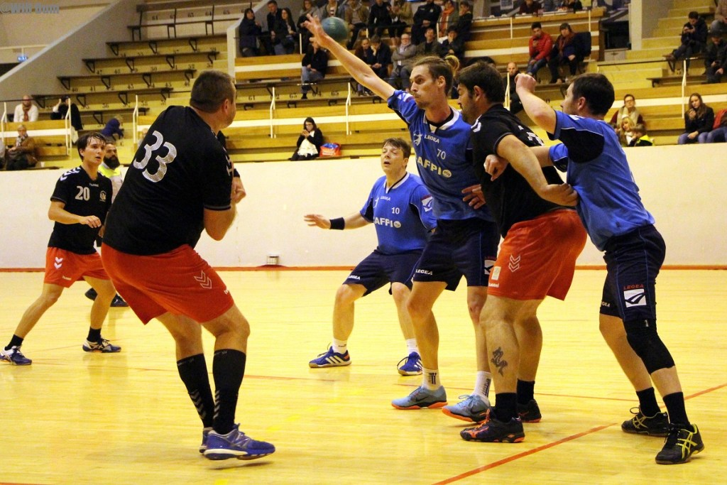 Mecs B contre St Maurice (46)