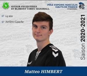 Matteo Himbert_Pole Espoi 2020-2021