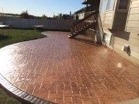 Stamped Concrete | Decorative Concrete | Colored Concrete ...