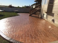 Patio Designs | Pool Remodeling | Wichita Stamped Concrete ...