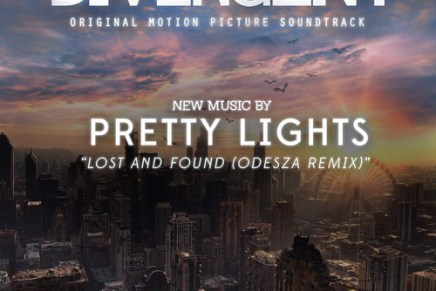 "Pretty Lights – ""Lost and Found"" (ODESZA Remix)"