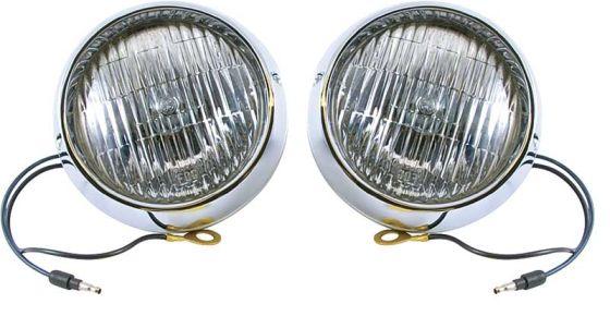 Barracuda Parts - Fog/Road Lamp Wires  Parts