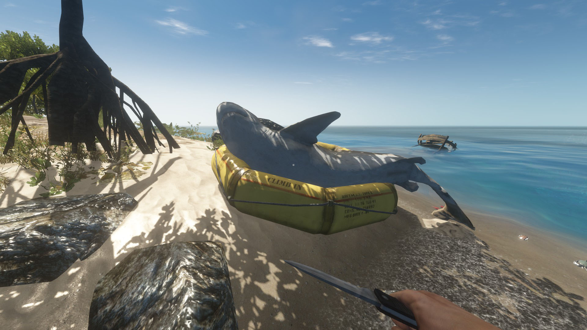 Uma Name 3d Wallpaper Stranded Deep Factsheet Early Access Games