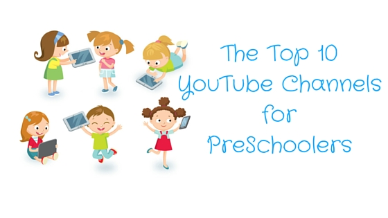 The 50 Most Educational YouTube Channels for Kids - Early Childhood