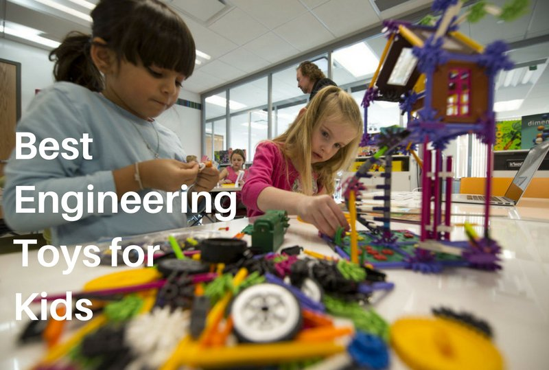 The Best Engineering Toys for Kids - Early Childhood Education Zone