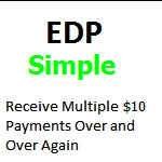 EDP Simple 150 X 150 Inverted