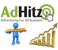 Adhitz -Create Free Blog and Earn Money