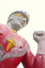hero statue