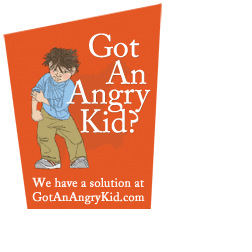 cover graphic for book Got an Angry Kid