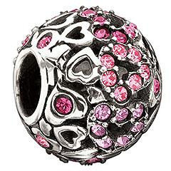 captured hearts bead from Chamilia.com