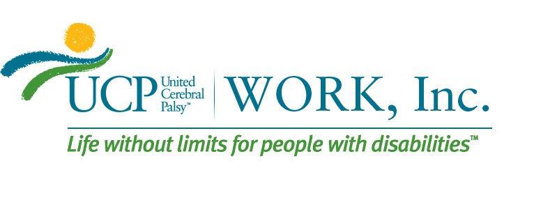 UCP WORK logo