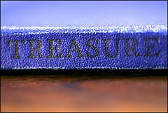 the word treasure