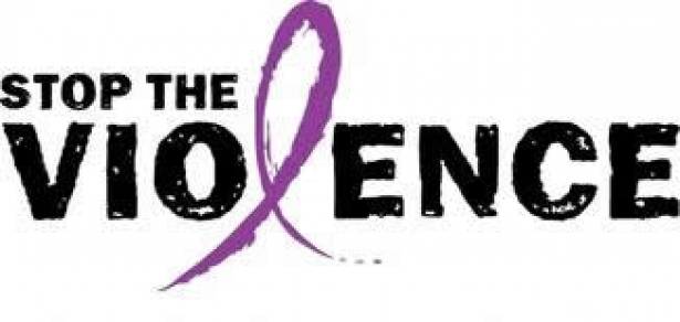 Domestic Violence Awareness Month banner