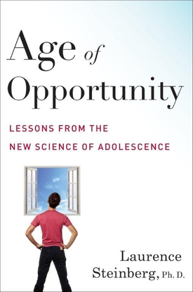 book cover for Age of Opportunity