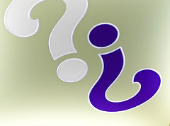 Question   Source: Valerie Everett on Flickr via CC BY-SA 2.0 Licence