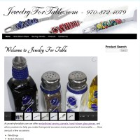 jewelryfortable.com - wordpress site with integrated ecommerce. jewelryfortable.com