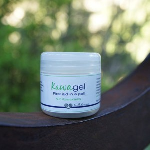 Kawa Gel from Earth Energies. Stop that itch!