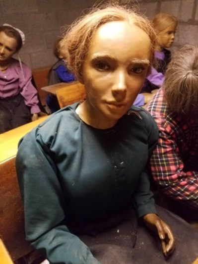 Bizarre Amish Children for Sale | Earthly Mission