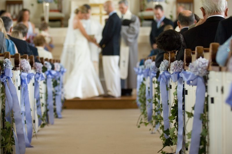 Wedding Decorations Ideas For Church - Elitflat