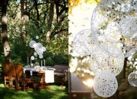 DIY Outdoor Wedding Decorations Ideas - Wedding and Bridal ...
