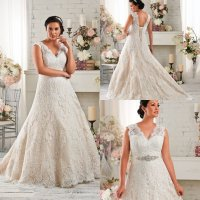 Couture Plus Size Wedding Dresses - Trade Prom Dresses