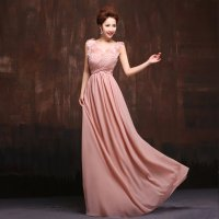 Rose Colored Bridesmaid Dresses - Flower Girl Dresses